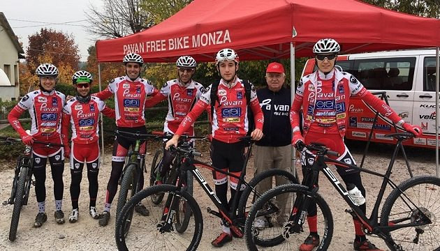 Pavan Free Bike Valeggio